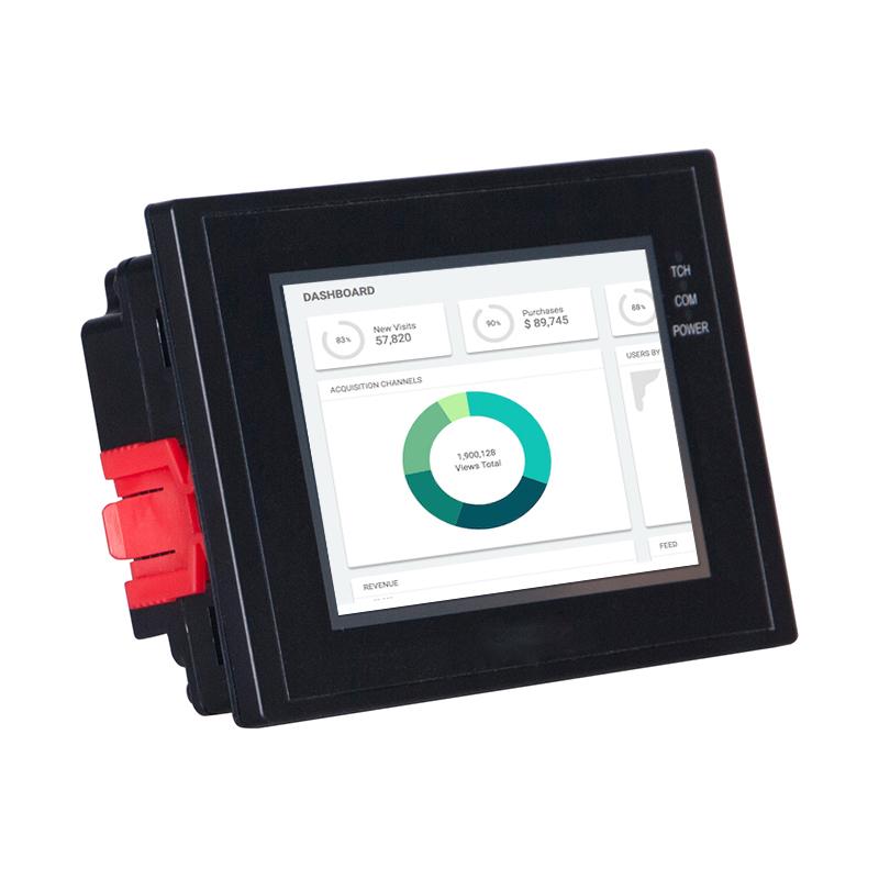 维控4.3寸超薄型人机界面LEVI2043E