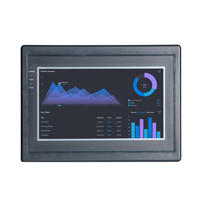 维控7寸经济型人机界面LEVI700ML