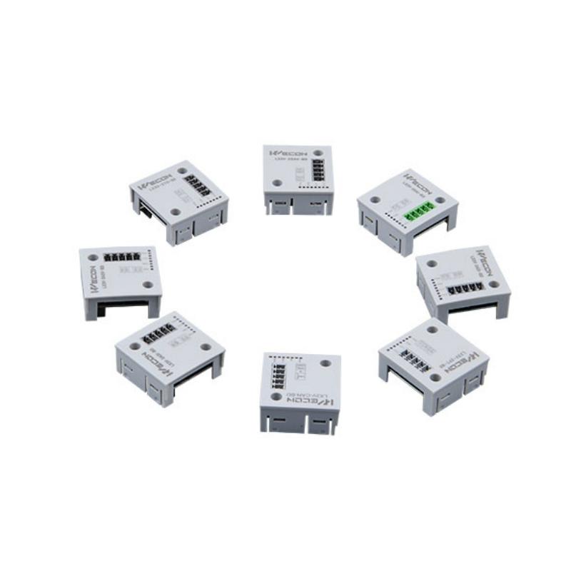 维控PLC BD扩展板LX3V-2PT2ADV-BD