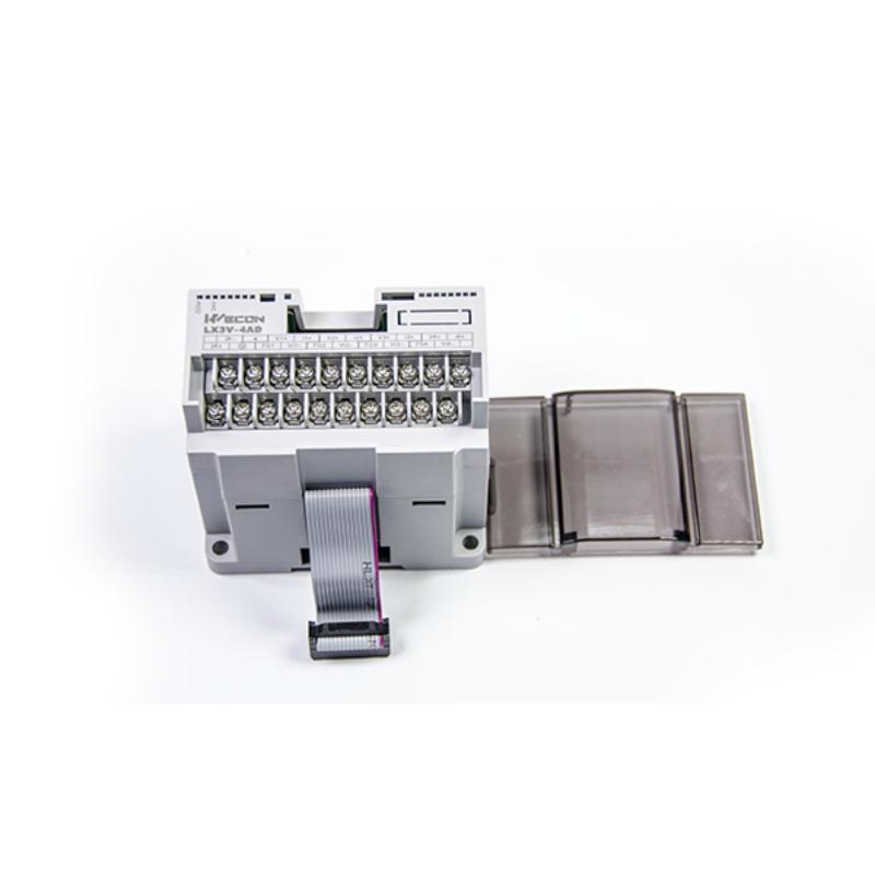 维控LX3V-4LTC 4路隔离温度控制模块(带PID控制)