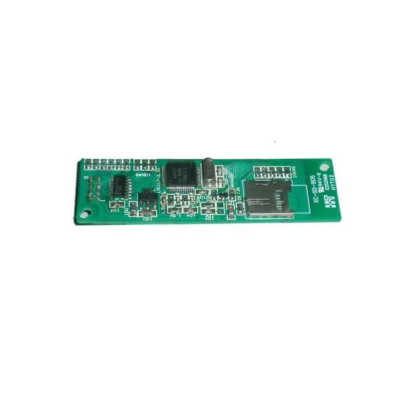 XC系列SD卡扩展BD板
